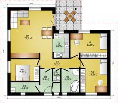 Rodinný domek Lignia 116