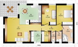Rodinný domek Lignia 127