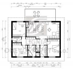 Rodinný domek Lignia 136B