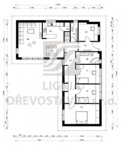 Rodinný domek Lignia 149B