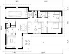 Rodinný domek Lignia 163